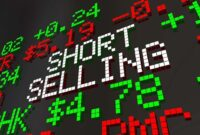Short-selling: Everything you need to know