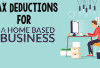 Tax Deductions for Home-Based Businesses